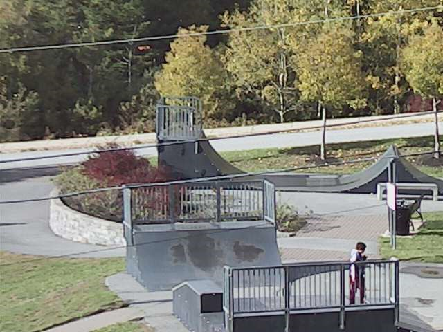 Web Cam image of Quispamsis - Skate Park